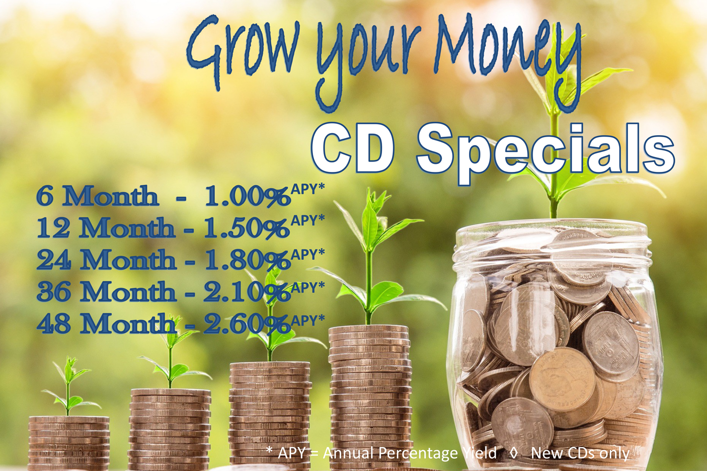 grow your money banner